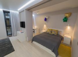Новые апартаменты Азбука на гостином дворе, hotel in Ufa