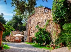 Gaiano Apt, family hotel in Sorrento