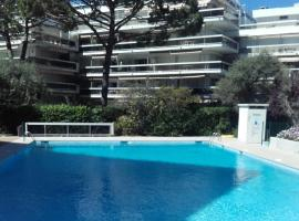 Agence du Tanit Résidence Mas de Tanit, self catering accommodation in Antibes