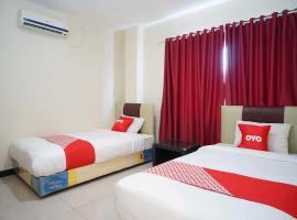 OYO 1647 Hotel Pavilliun 02 Syariah, hôtel à Balikpapan