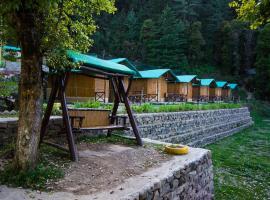 Mashobra Greens, luxury tent in Mashobra