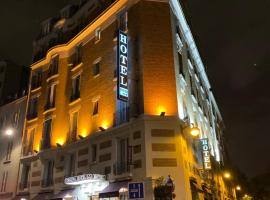 Virgina, hotel near Villejuif-Louis Aragon Metro Station, Paris