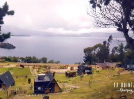 La Quinta Glamping, cabin in Cuítiva