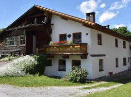 Ferienwohnung Durstberger, self catering accommodation in Ehrwald
