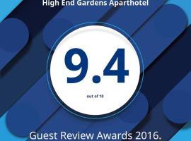High End Gardens Al Khobar, apart-hotel em Al Khobar