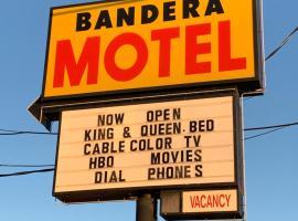 Bandera Motel, motel in San Antonio