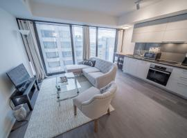 BRAND NEW: Yorkville Executive Suite, apartment in Toronto