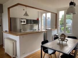 Appartement Mardrus, hotel in Honfleur
