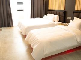 Hotel Elysia, hotel en Daegu