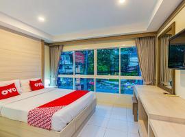 Viesnīca OYO 380 Jomthong Mansion Puketā