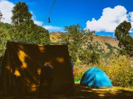 Nirvana Camp's, hotel in Sari