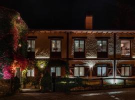 Hospedería del Valle Boutique Apartments, departamento en Gargantilla del Lozoya