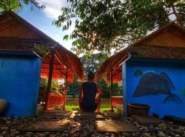 Mapping Hostel, cheap hotel in Chiang Mai