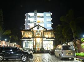 Hotel Thuzar, hotel in Pyin Oo Lwin