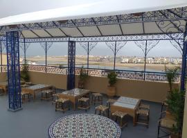 Riad Dar El Ghali, riad in Rabat