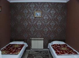 Meqa hostel: Kuba şehrinde bir otel
