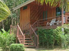 Lanta Para hut, villa in Ko Lanta