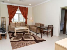 ZODIAC HOTEL APARTMENTS FAHAHEEL, hotel in Kuwait