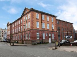 Chester railway station luxury apartment, apartment in Chester