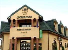 Casa Domneasca, hotel din Târgovişte