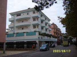 Hotel Gran Venere Beach, hotell i Bibione