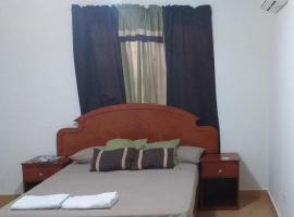 Cómoda habitación a 7 minutos del aeropuerto, hotel near Tocumen International Airport - PTY,