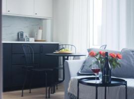 Apartament Andersa, pet-friendly hotel in Sopot