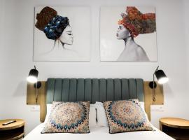 Calma Suite Dreams, apartment in Seville