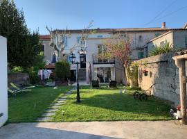 Les papalines, hotel near Avignon ESAA Superior Art School, Avignon