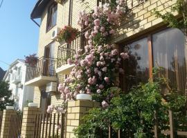 """""""Домик у моря"""", guest house in Vityazevo"""