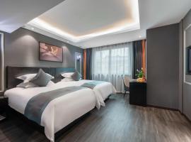 Yiwu European Cultural Theme Hotel, hotel in Yiwu