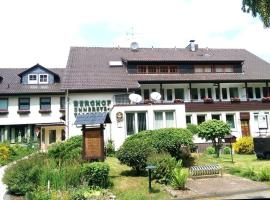 Hotel Berghof am See, hotel in Langelsheim