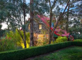 Bluegums Retreat, hotel in Hepburn Springs