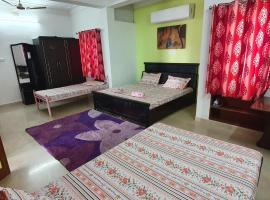 Rooftop Studio Apt w Tarrace Garden, apartment in Udaipur