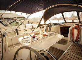 Sail&b, boat in Cagliari