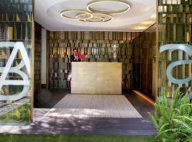 ABaC Restaurant Hotel Barcelona GL Monumento, hotel de 5 estrellas en Barcelona