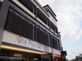 One Point Hotel, hotel near Kuching Airport - KCH,