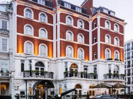 Baglioni Hotel London - The Leading Hotels of the World, hotel near Natural History Museum, London