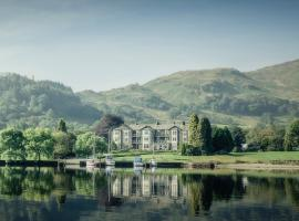 The Inn On The Lake, country house in Glenridding