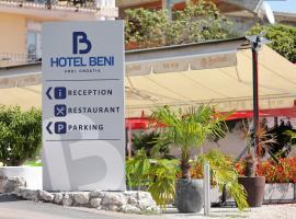 Hotel Beni, hotel in Vrsi