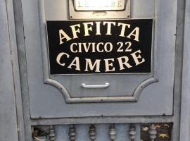 Civico 22 Pisa, hotel near CNR Pisa, Pisa