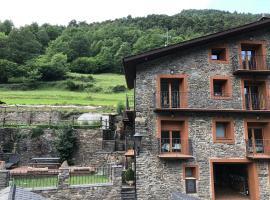Casa Rustica Cabanes, hotel in Ordino