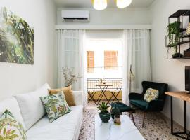 Anthoula's House, appartamento a Rethymno
