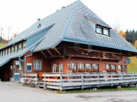 Stollenbacher Hütte, farm stay in Oberried
