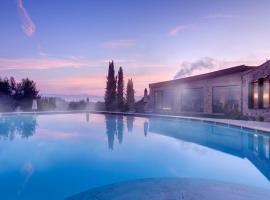 Borgobrufa Spa Resort Adults Only, hotel de 5 estrellas en Brufa