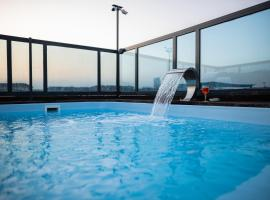 Best Western Plus Executive Hotel and Suites, hotel in Turin