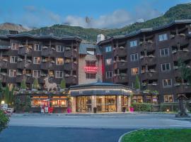 Mercure Chamonix Centre, hotell i Chamonix-Mont-Blanc