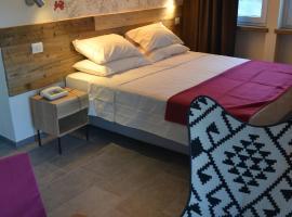 Hirondelle Locanda & Bistrò, hotel in Aosta