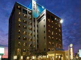 家新大飯店,台南的飯店