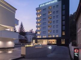 Atlas Aparthotel, hotel in Piatra Neamţ